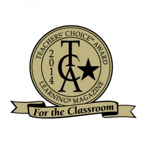 Teachers'Choice Award 2014