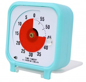 Time Timer Pocket blauw