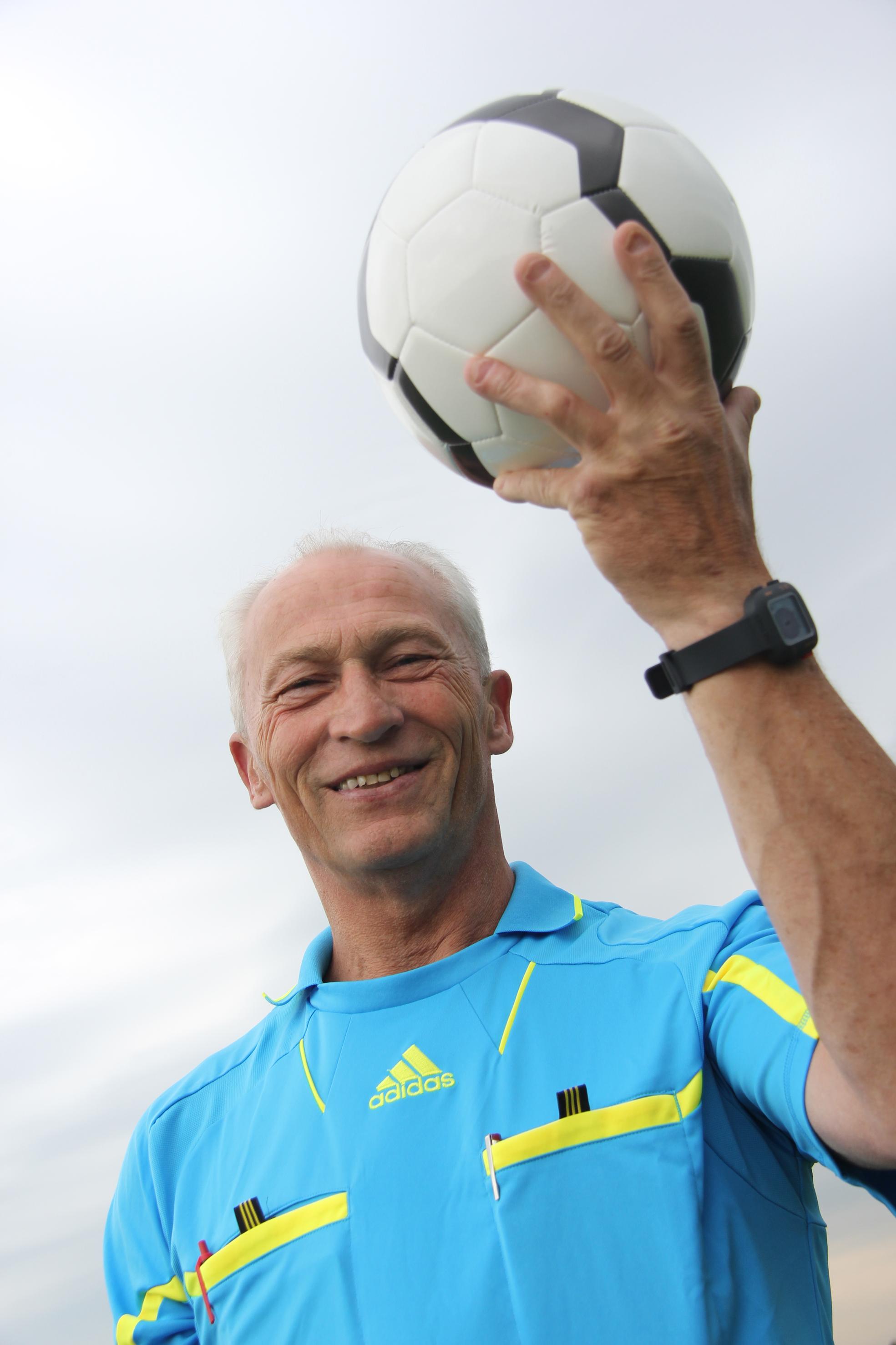 Dick Jol en ons sporthorloge