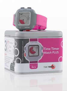 Time Timer horloge Plus - junior - fuchsia