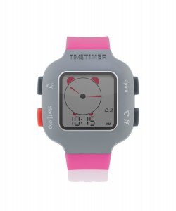 Time Timer horloge Plus berry - junior - alarm