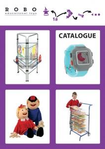 Robo Toys catalogue 2015