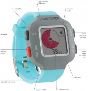 Time Timer watch Plus information