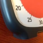 Time Timer PLUS glas